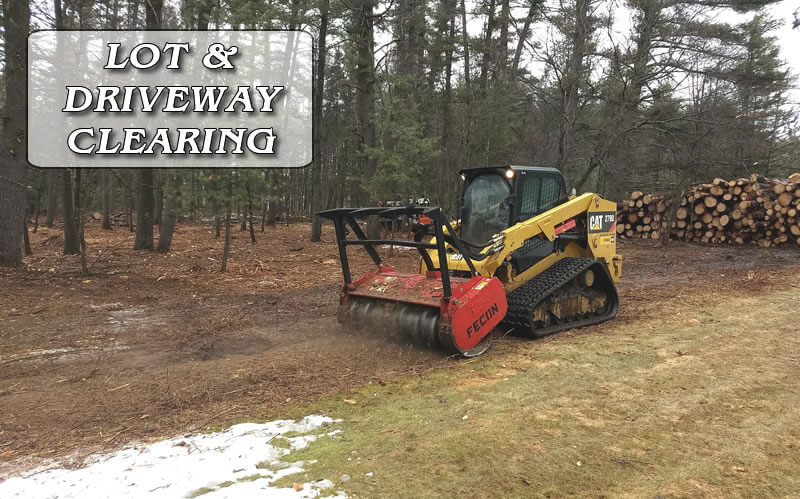 Lot & Driveway Clearing